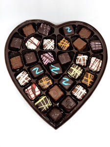 Truffle Heart Assortment