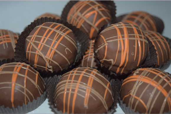Bailey's & Butterscotch Dessert Truffle