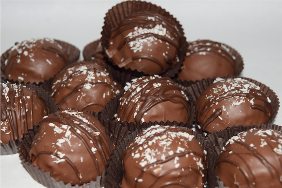 German Chocolate Cake Spirited Truffle