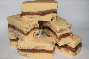 Praline Fudge