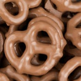 Chocolate Covered Pretzel Twists