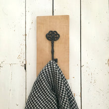 Load image into Gallery viewer, Coat Hook Reclaimed Wood Hallway Storage Wood Wall Decor