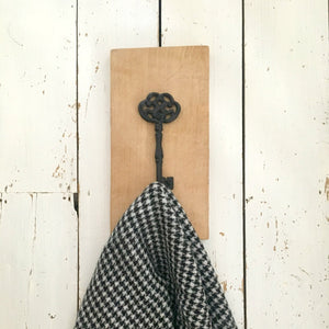 Coat Hook Reclaimed Wood Hallway Storage Wood Wall Decor