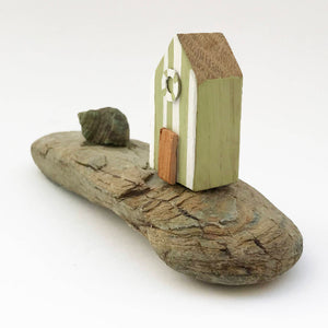 Decorative Wooden Beach Hut