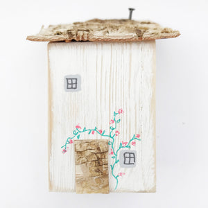 Small White Decorative House
