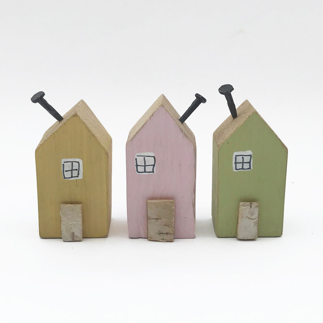 Novelty Tiny House Magnets