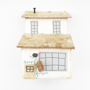 Miniature Shop Handmade Quirky Gifts Recycled Wood Art Wooden Gifts