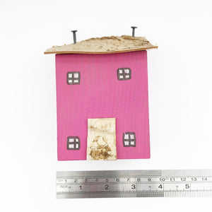 Pink Wood Cottage for the Garden