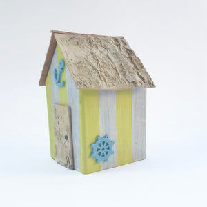 Beach Hut Outdoor Summer Decor Garden Decor