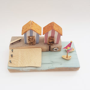 Beach Hut Ornament
