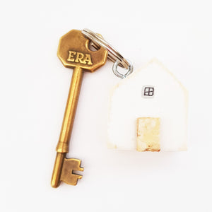 Tiny House Key Chain