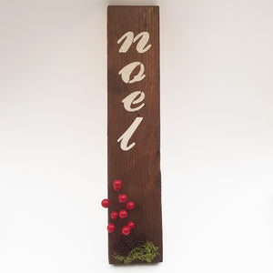 Farmhouse Christmas Pallet Wood Sign