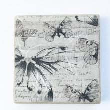 Load image into Gallery viewer, Butterfly Drink Coasters ***REDUCED***