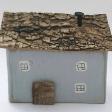 Load image into Gallery viewer, Little Painted House Decorative Ornament House Miniature Home Decor