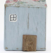 Load image into Gallery viewer, Salvaged Wood and Decoupage House