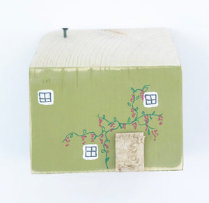 Little Green Wood House