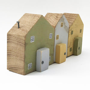 Wooden Cottages