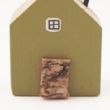 Load image into Gallery viewer, Little House Wood Ornament