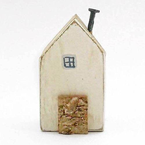 Wooden House Miniature