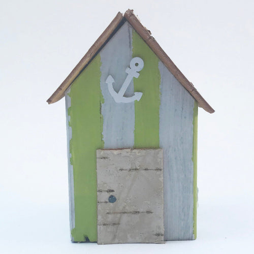 Garden Decor Beach Hut