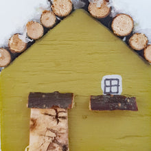 Load image into Gallery viewer, Cabin Ornament Christmas Decoration