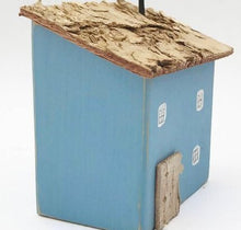 Load image into Gallery viewer, Little Blue Handmade House