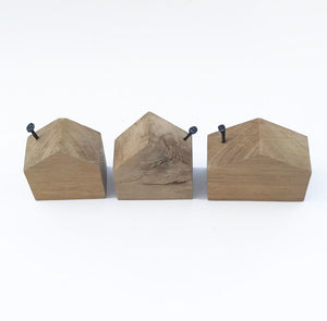 Natural Wooden Houses