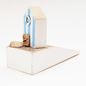 Beach Hut Door Stop