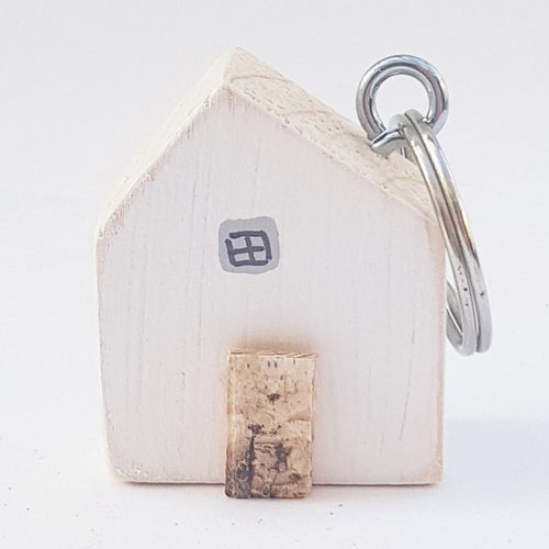 Key Ring House Womens Gift