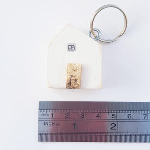 Key Ring with House