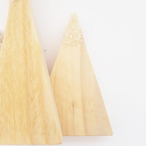 Alternative Modern Natural Pallet Wood Christmas Trees