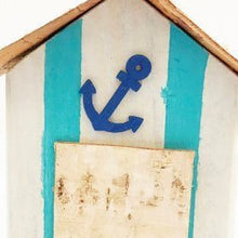 Load image into Gallery viewer, Beach Hut Garden Ornament