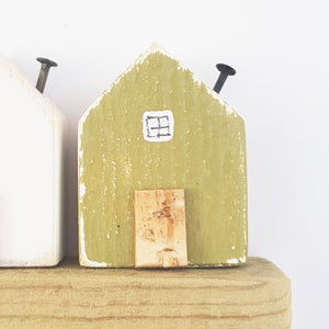 Tiny House Key Rack