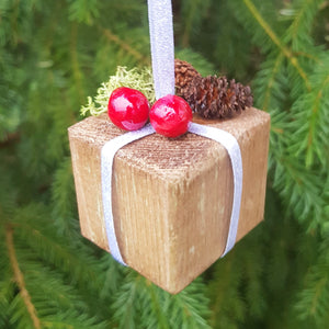 Miniature Gift Ornaments for Christmas Tree