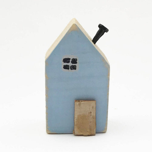 Fridge Magnet Miniature House Wooden Magnets Magnet Handmade
