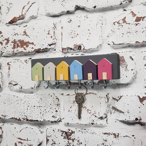 House Key Rack Wooden New Home Gift