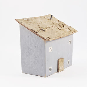Wooden House Small Wood Home Decor Handmade Gifts