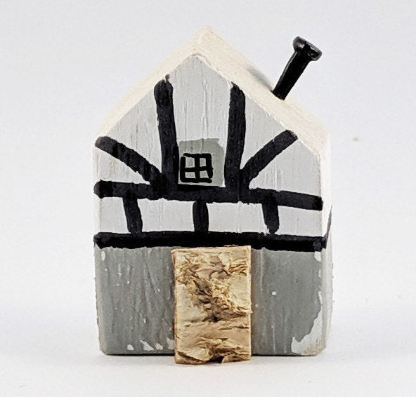 Tiny House Lacock Wooden House Decor