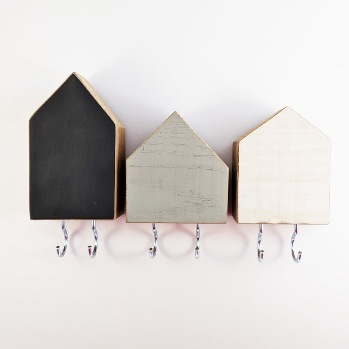 Wall Key Holder Decorative Hooks