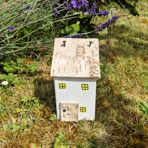 Garden Decor Little Timber House Garden Gift