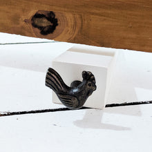 Load image into Gallery viewer, Door Stopper with Cast Iron Chicken
