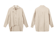 Sprout corduroy beige color shirts
