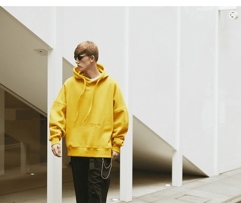 Lilbetter Surveilliance 2018 A/W hoodies