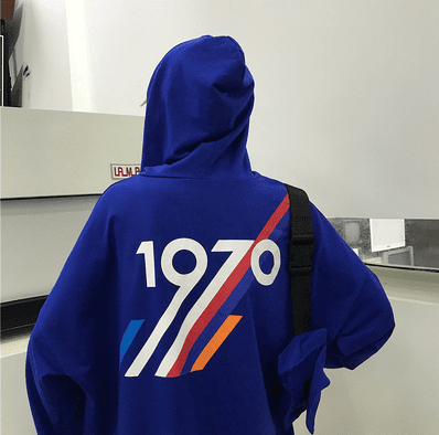 1970 Hoodies long sleeves for men and women - shine