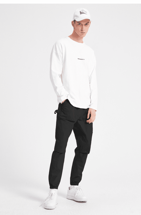 Lilbetter loose beam casual pants