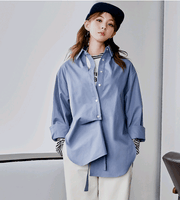 2018 Jun Ji-Hyun autumn shirts