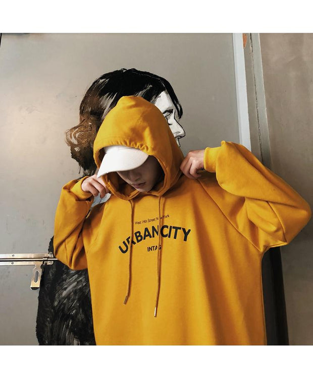 Urban city Hoodies