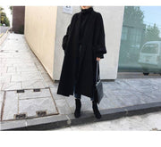 2018 A/W long woolen coat