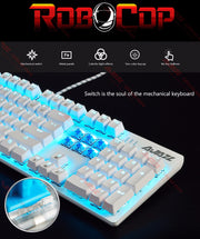 Ajazz wired mechanical keyboard gaming keyboard Brown/Black/Red/Blue Switches