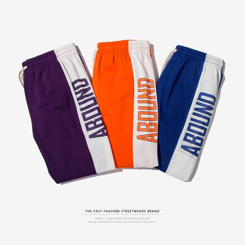 Track Casual Men Sweatpants - shine